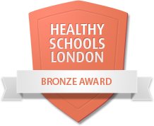 Healthy Schools Award   Bronze